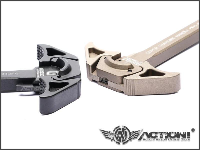 【ACTION!】Z-Parts - G-Style SCH樣式 戰術拉柄 (Marui MWS規格 沙色)《現貨》