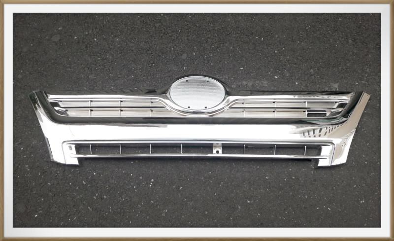 【帝益汽材】日野 HINO 300 XZU 6.5噸 8.5噸 寬頭 2013年後 水箱護罩 電鍍《另有賣角板、方向燈》
