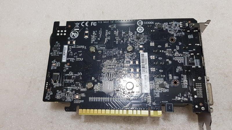 [中壢個人自售] 技嘉 GTX1050 2G 單風扇 免插電 GTX960 ASUS MSI RX570 RX470參考