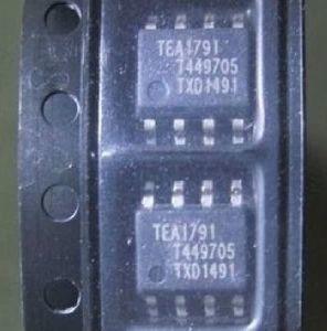 [二手拆機][含稅]TEA1791T EA1791 液晶電源管理晶片 SOP-8
