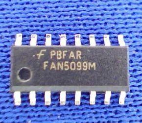 [二手拆機][含稅]拆機二手原裝 FAN5099M 貼片封裝