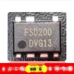 【零利潤促銷】 FSD200 電磁爐電源管理晶片 155-02118