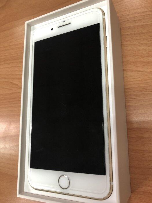 (降價)外觀新、已換原廠電池 iPhone 7 iPhone7 128G 金色 功能及機況都非常良好