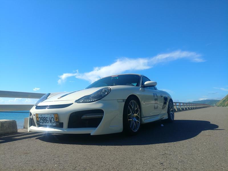 Porsche 986 boxster &  cayman look