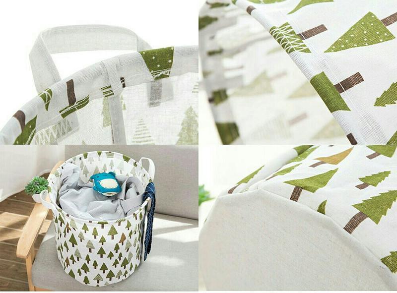 洗衣籃 玩具籃 手把設計 防水可折疊 衣物收納籃  洗衣收納籃 棉麻洗衣籃