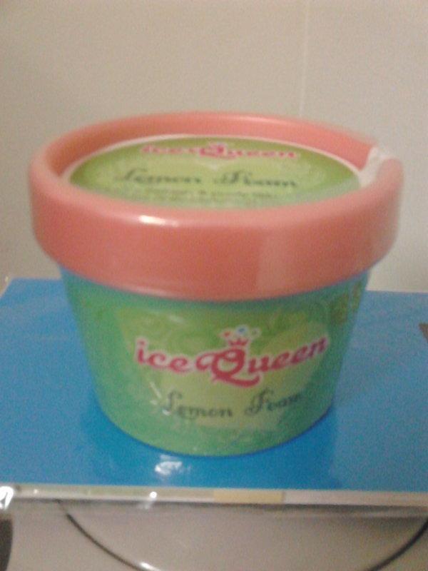 Ice Queen 冰淇淋 氨基酸美容皂-檸檬泡泡~賣130含掛號費