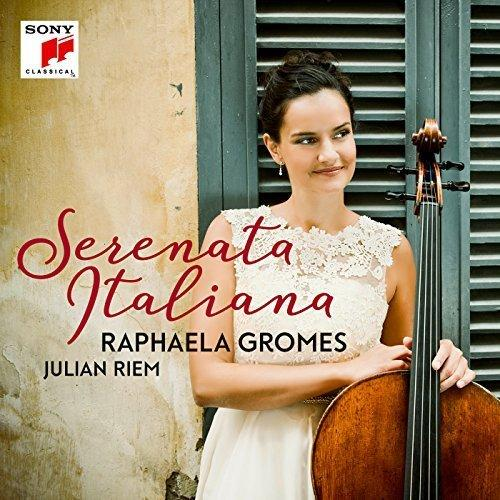 Raphaela Gromes 拉斐拉葛羅美斯 / 義大利小夜曲CD,進口全新106/9/8發行