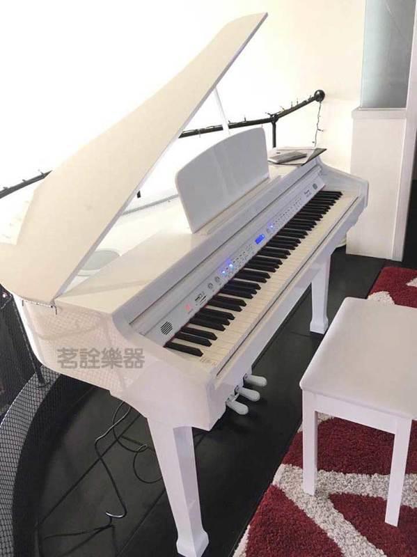 Ringway GDP1120 數位 三角 電鋼琴 節奏 藍牙 全省配送到府 安裝 【茗詮樂器】