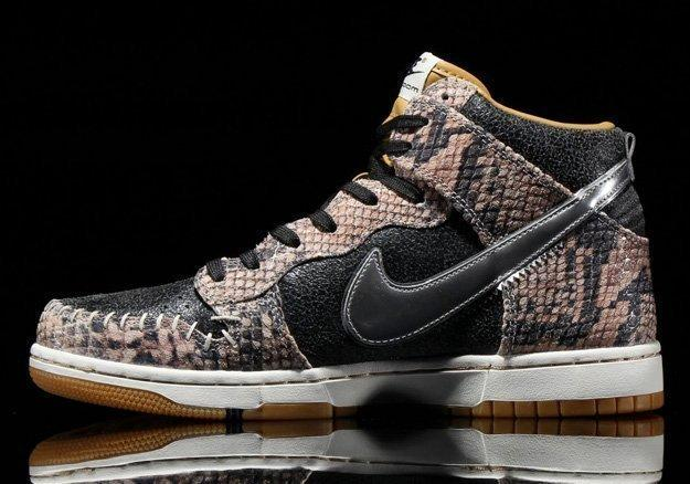 the latest 029a8 fe067 陳董嚴選Nike Dunk CMFT PRM QS Snakeskin 蛇紋男鞋716714-001 - 露天拍賣