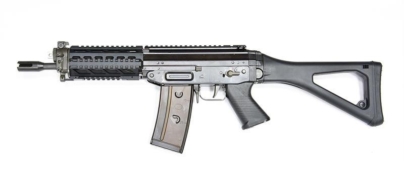 SAMOON沙漠龍 GHK 553 GBBR 戰術魚骨版成槍