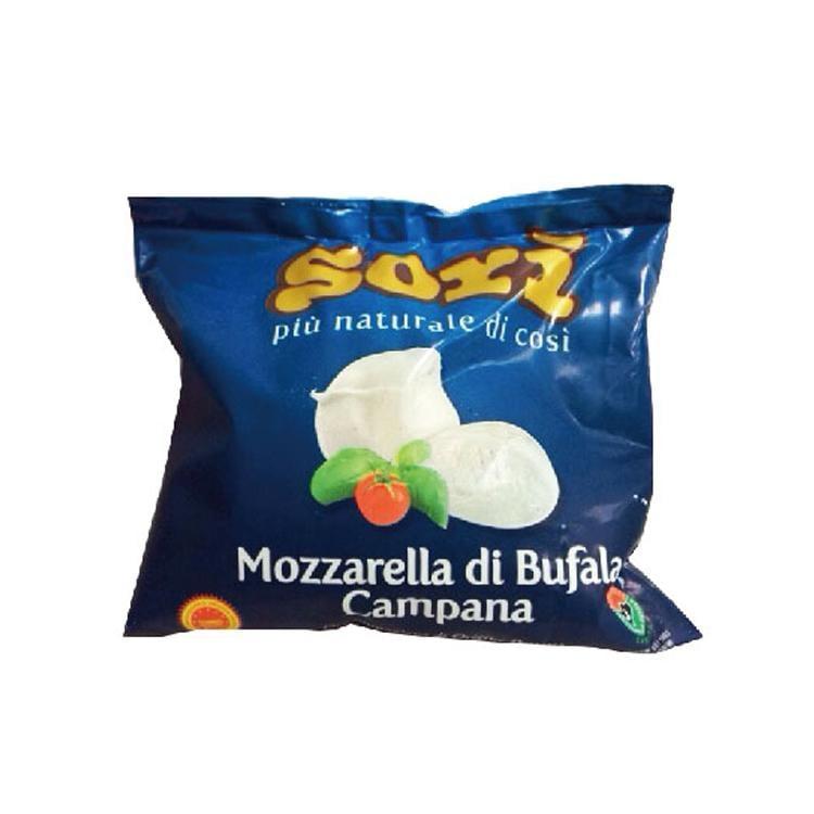 義大利 產區認證 Sori 新鮮 水牛起司 莫扎瑞拉起司 Sori buffalo mozzarella