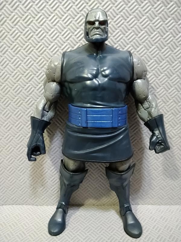 DC UNIVERSE~MATTEL.6吋: SUPER HEROES.達克賽德.Darkseid