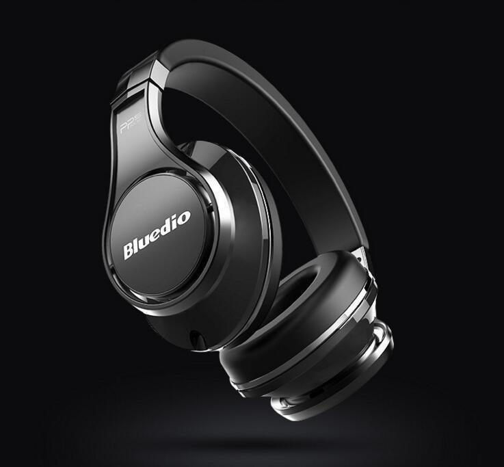 新款Bluedio/藍弦UFO 8喇叭3D環繞物理類比5.1聲道頭戴式藍牙耳機 專業耳機 耳罩式耳機15380