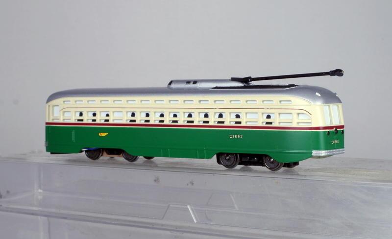 【BACHMANN】HO  軌道動力巴士(有動力)