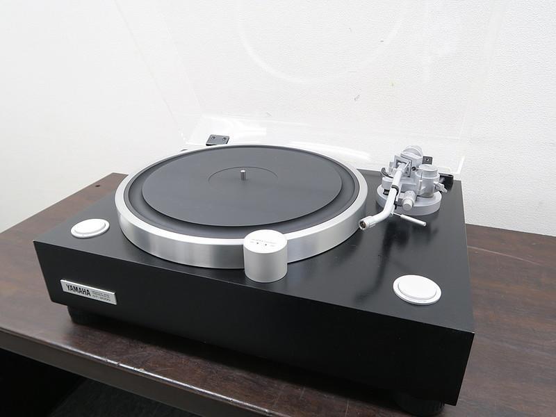 科技島-代購-近全新YAMAHA-GT2000L黑膠唱盤(不含日本-台灣運費)