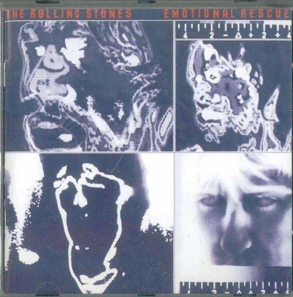 *r.全新進口CD,【The Rolling Stones】,【Emotional Rescue】/歐盤/搖滾