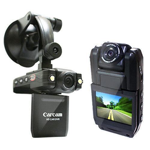 送8GB卡 Carcam p5000 2LED夜視功能 行車紀錄器 140度廣角 紅外線夜視