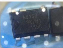 A6169 STRA6169 液晶電源晶片 DIP7 155-02421