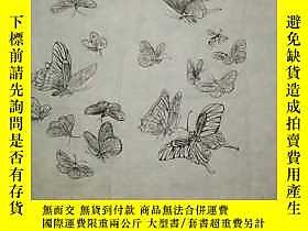古文物罕見陝西名家樊玉民多年前日課稿白描《花鳥小品3》,出版過20多部連環畫!作品雖然是黑白的卻突出了畫家的功底以及國畫
