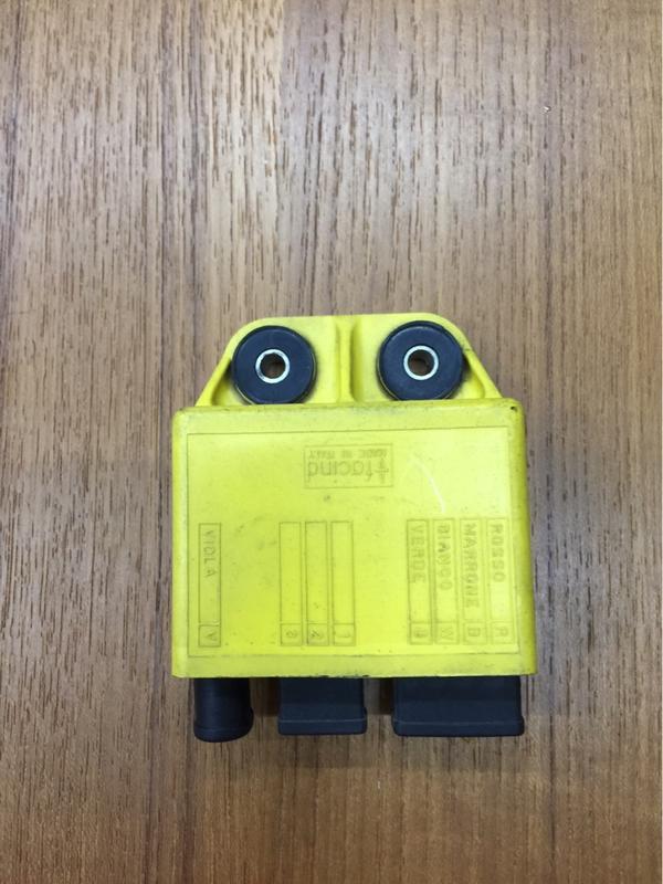 Vespa ET8 原裝黃色 Facind Cdi 中古良品