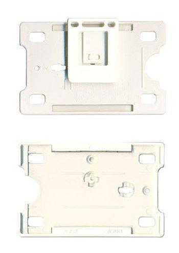 英字 塑膠卡套(白色) A908