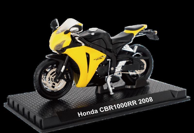 單售 - 7-11 honda 經典重機模型系列 1:24(05、07、08)