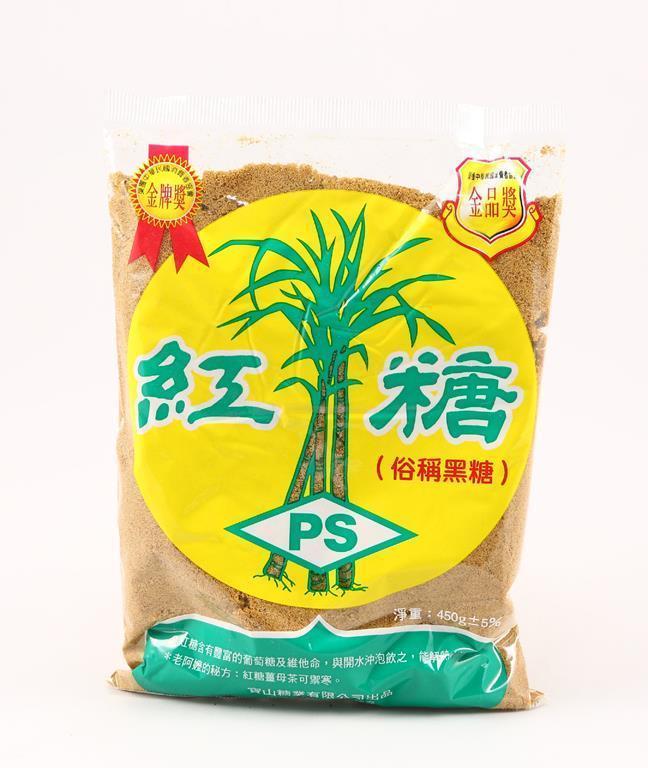 [DuoE的雜貨鋪]寶山糖業糖廠紅糖 外銷日本的黑糖