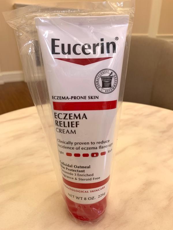美國購回 Eucerin 伊思妮 異位性皮膚炎系列 嬰兒濕疹異膚乳液 乳霜 比舒特膚AD好用226g