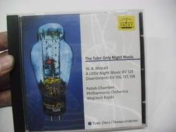 古董真空管之夜(The Tube Only Night Music) TACET公司 德國版