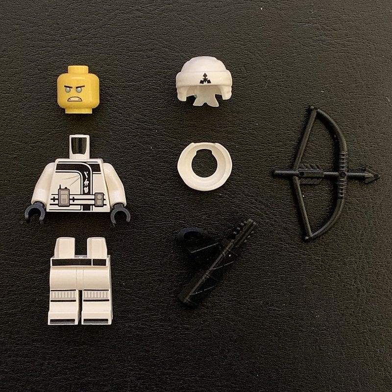 「樂高 軍團」LEGO旋風忍者NINJAGO 70631 70615 70616 70618大電影 白忍者 冰忍 318
