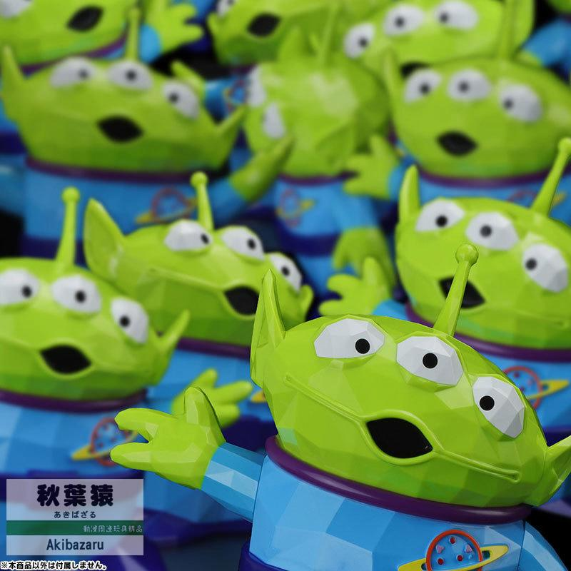 【秋葉猿】日版3月預購 POLYGO LITTLE GREEN MEN 玩具總動員 三眼怪 合異之星 千值練 實體店面