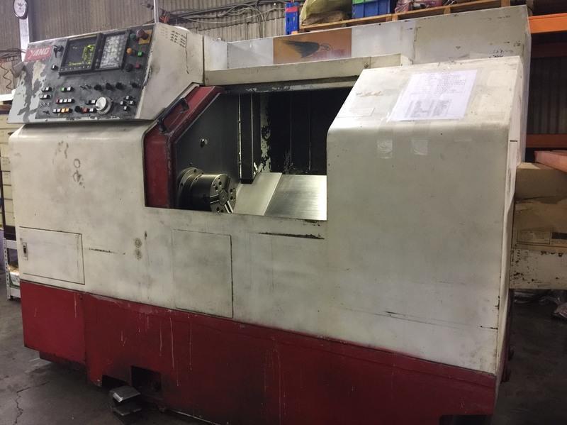 (已售完)楊鐵CNC車床 SML-20《專營中古機械買賣/CNC電腦車床/ CNC電腦銑床/各式加工機械》