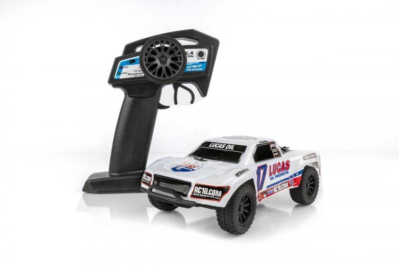 《One Hobby》Team Associated SC28 1/28 競速短卡 20150(遙控車)