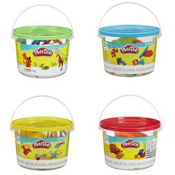 【酷比樂】培樂多Play-Doh 創意DIY黏土 迷你遊戲桶 隨機出貨 H23414