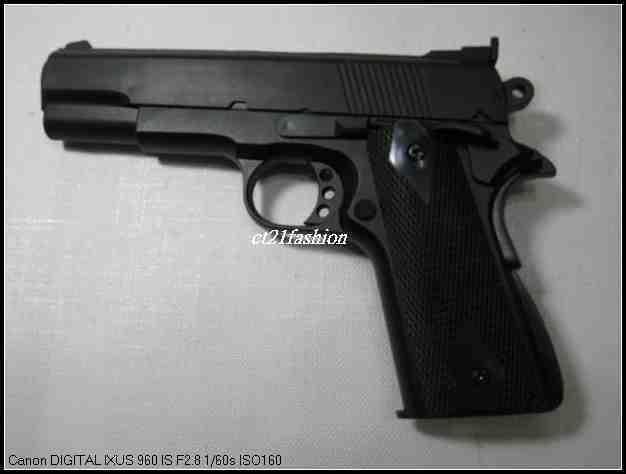 OMC生存遊戲-HFC 1911MODEL空氣槍(BB彈空氣槍瓦斯槍CO2槍HFC 1911MODEL空氣槍)