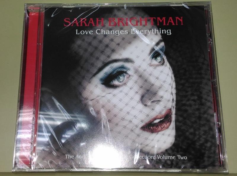 """Æ£ç‰ˆcd ȎŽæ‹‰å¸ƒèŠæ›¼ Ƅ›ç""""¡é™ Å®‰å¾·çƒˆæ´›ä¾éŸ‹ä¼¯åä½œç‰¹é¸ä¹‹äºŒ Sarah Brightman Love Changes ɜ²å¤©æ‹è³£"""