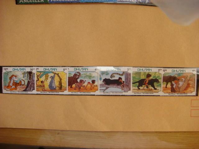 卡通紀念郵票套票--新票如圖示,保存良好,物超所值!