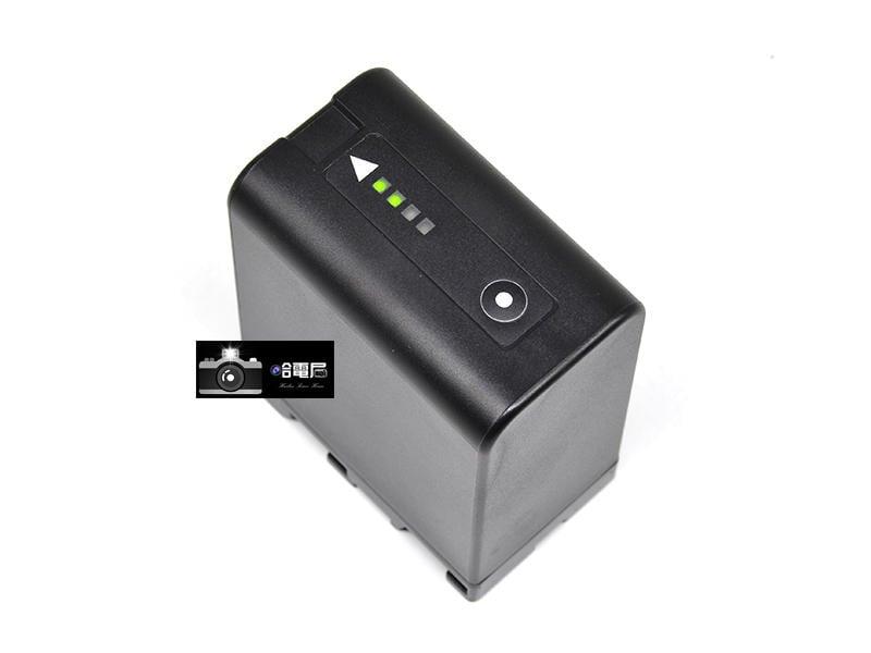 蘆洲(哈電屋)樂華 FOR SONY BP-U60  鋰電池 攝影機 副廠電池 FS7 FS5 EX1S 鋰電池