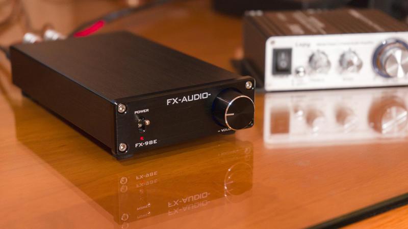 【預購 約等兩週】日本暢銷 FX-Audio- FX-98E 擴大機 雙聲道160W