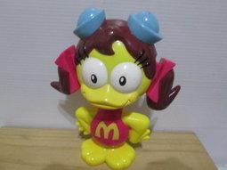 2010 麥當勞玩具 大鳥姐姐