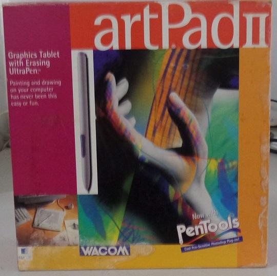 WACOM ART PADII 含運200