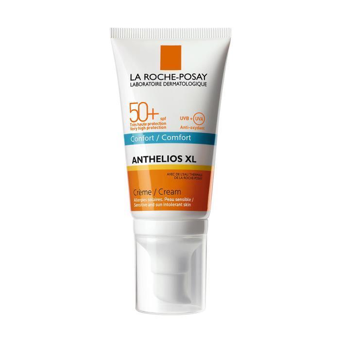 公司貨 理膚寶水 安得利溫和極效防曬乳 SPF50+ 50ml【德芳保健藥妝】
