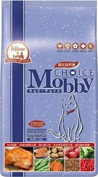 莫比挑嘴成貓配方7.5kg(公司貨附發票)