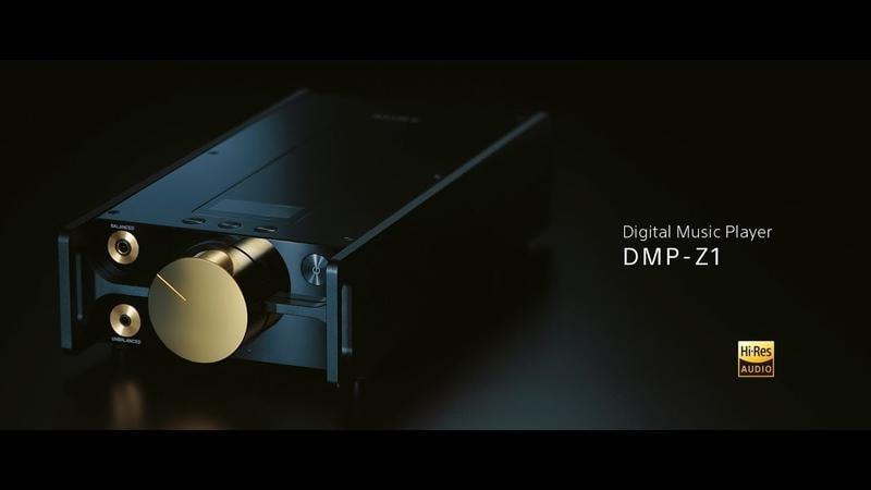 MY IEM 耳機專門店 | SONY DMP-Z1 旗艦數位音樂播放器