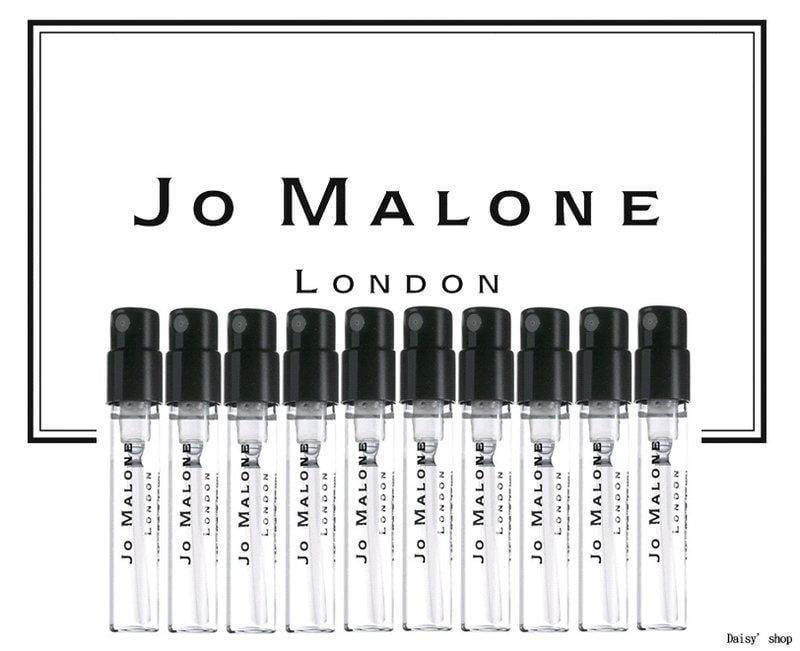 ㊣英國香水女王 Jo Malone 試管香水 - 紅玫瑰 藍風鈴 英國梨與小蒼蘭 鼠尾草與海鹽 杏桃花與蜂蜜等