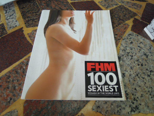 (知2B13B)  FHM 100 SEXIEST WOMEN IN THE WORLD 2011