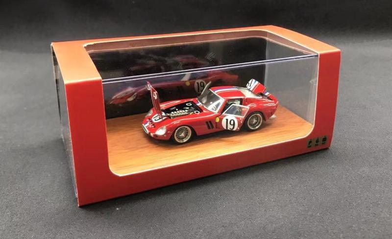 [脫韁野馬] 1/64 PGM  Ferrari 250 GTO  新品預購