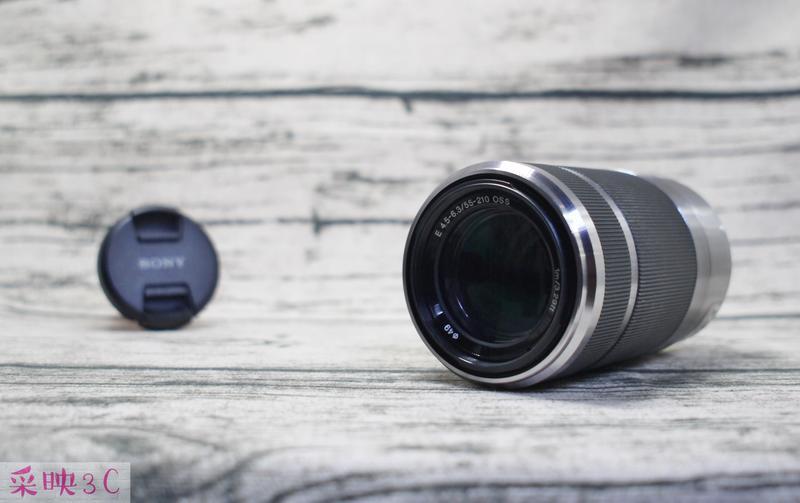 Sony E 55-210mm F4.5-6.3 OSS 望遠 變焦鏡