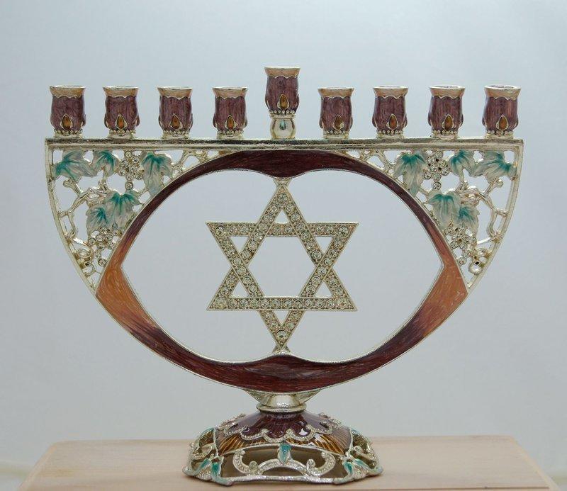 以色列光明節燈 直購價$2500元
