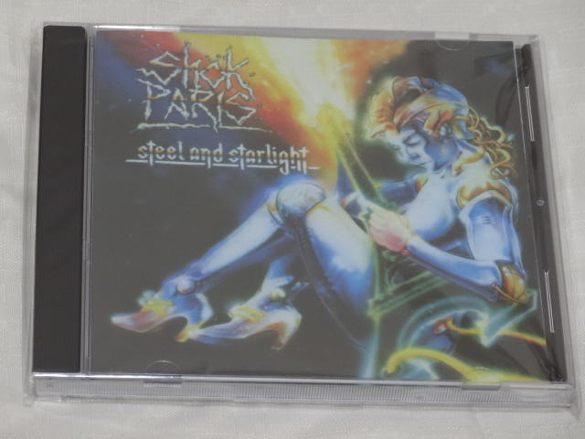 [老學校音樂館] Shok Paris - Steel The Light
